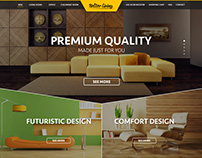 Better living - eshop homepage