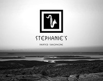 Stephanie's Painted Saxophone|Branding