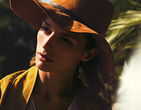 Chris Hunt Fashion Editorial Photo Shoot in Yucatan