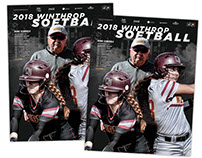 Winthrop Spring Sports Posters 2018