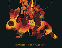 Happiness is not a Place