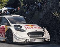 Ford Fiesta WRC CGI #2