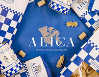 Pasta Alica, an Italian emotion