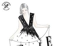 Fashion Illustration FA04