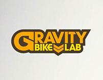 Logo Design \ Gravity Bike lab