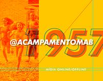 Acampamento MAB - Mídia Online/Offline