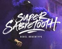 Super Sabretooth Brushtype