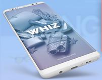 Whiz Responsive Theme Design