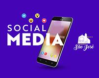 Social Media Novembro/Dezembro Comunidade de São José