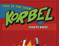 Motion Animation for Korbel - Corporate Video