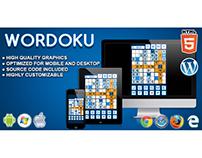 HTML5 Game: Wordoku