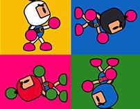Back to Bits SNES: Super Bomberman