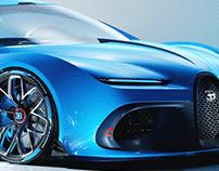 Bugatti Type 103 | Design