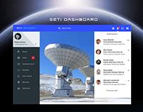 SETI Dashboard