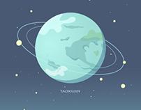 太阳系内大气层最冷的行星…(⊙_⊙;)…