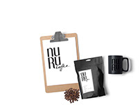 Nuru Coffee Branding