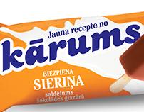 Karums ice cream