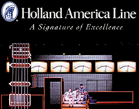 Holland America Line Live Entertainment Shows