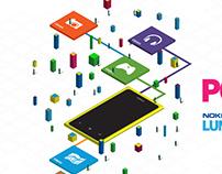 Microsoft - Lumia 920 // Creative Concept