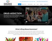 DRUG AWARENESS WEBSITE