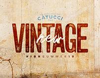 Catucci Denim | New Vintage