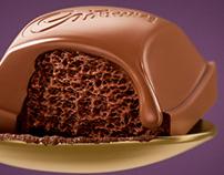 3D New Cadbury Silk Mousse • INDIA