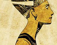 Nefertiti - Poster