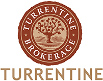 Turrentine Brokerage Logo Illustrated by Steven Noble