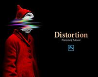 Distortion(Photoshop tutorial)