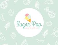 Sugar Pop ice-cream shop
