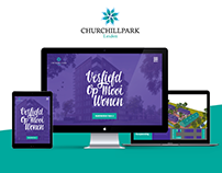 Webdesign Churchillpark