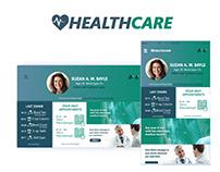 HealthCare APP - UI Design