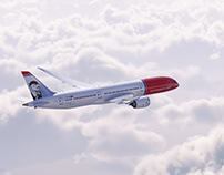 Norweigan Airlines /