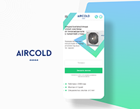 Landing page for medium temperature split systems