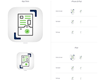 Dyslexia App UI / UX Design