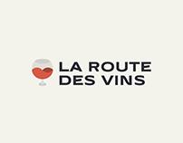 La Route des Vins - Branding & Website