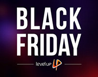 Black Friday Level Up
