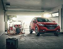 Honda . HR-V