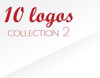 10 logos Collection 2