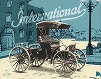 INTERNATIONAL® - STAMPS