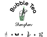 LOGO - Shenzhen Bubble Tea