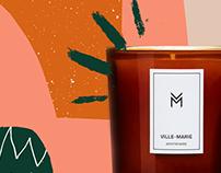 Ville-Marie Bougies Holiday Lookbook