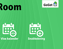 GUI: Goget RoomDisplay 4 for Android (2015)