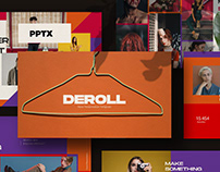 DEROLL - XURBBAN Powerpoint