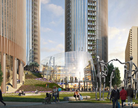 pictury for PELLI CLARKE PELLI / Calgary Towers