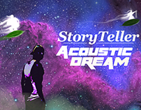 Acoustic Dream Cover Design