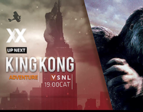 TV Branding : Channel XX