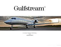 Gulfstream interior chalet @ AVALON 2017