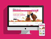 Harmon Face Values | Web Content Creation