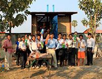 biobudi projekt I composting toilet project
